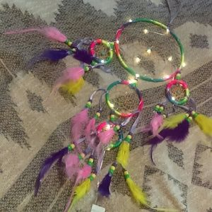 Chasing Rainbows Dreamcatcher